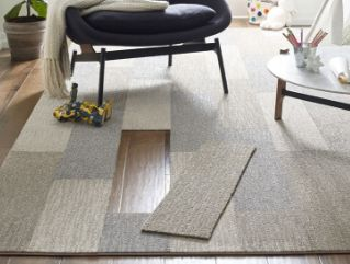 Shaw Floorigami Dynamic Vision Carpet Plank