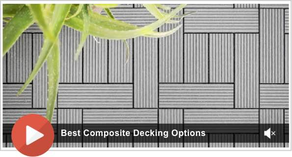 Video Best Composite Decking Options