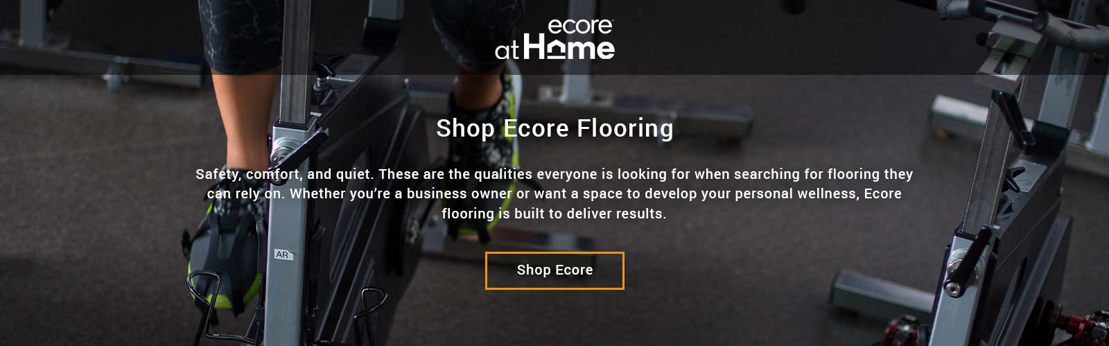 Shop Ecore at Home