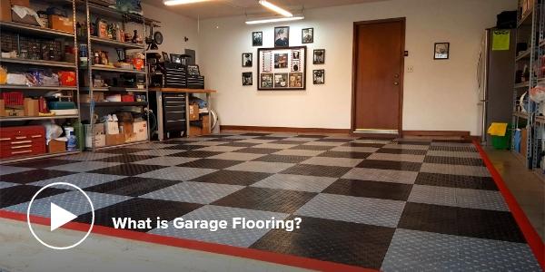 What is Garage Flooring?