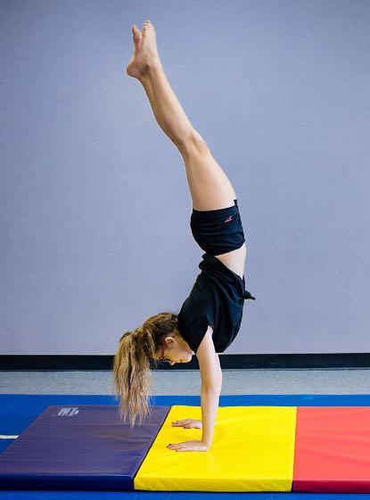 types Gymnastics Mats