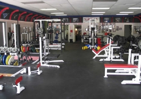 3/4 Rubber Gym Tiles