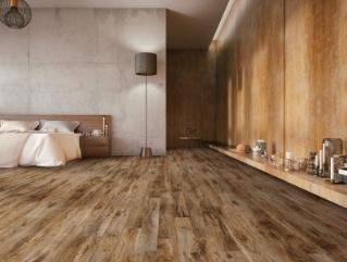 Wood-Look Vinyl Planks