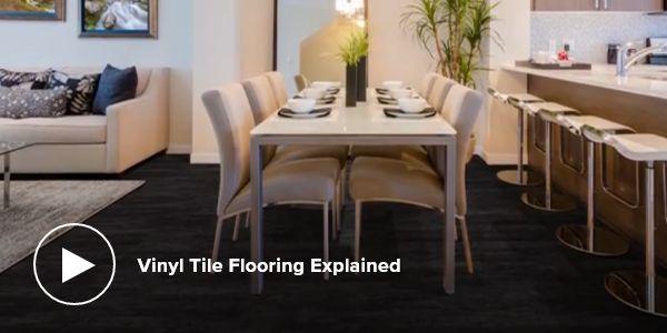 Vinyl Tile Flooring Explained