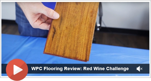Video Vinyl Waterproof Flooring