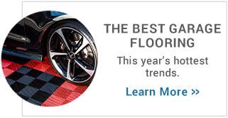 the best garage flooring of 2017
