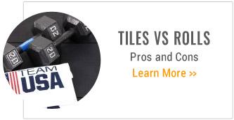Tiles vs Rolls