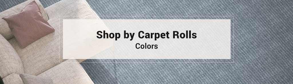 Carpet Rolls Shop By Color
