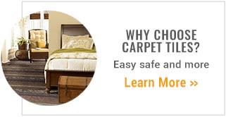 Why Choose Carpet Tiles?