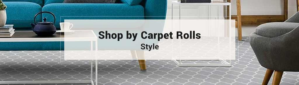 Carpet Rolls Shop By Style