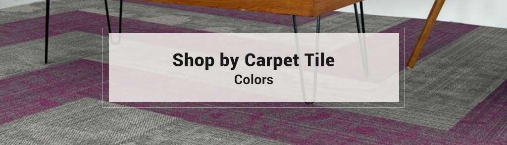 Carpet Tiles Shop By Colors