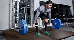 weight room mats