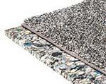 carpet pad underlayment