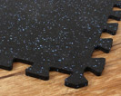 3/8 Sport-Lock Rubber Tiles