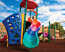 playground rubber mulch