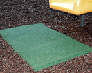 playgound swing mats