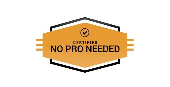 No Pro Needed