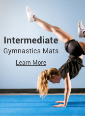 intermediate gymnastics mats