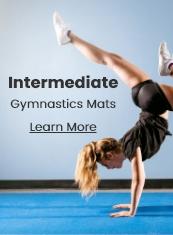 intermediate gymnastics mats