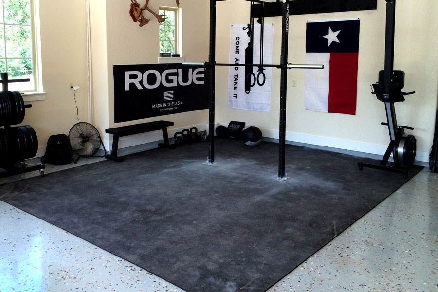 Customer review image of  in Garage - Home Gym