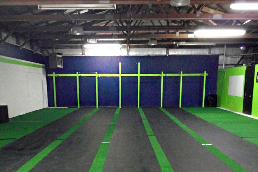 Customer review image of  in CrossFit gym