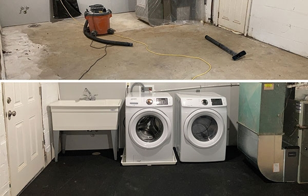 Customer review image of  in Laundry Room