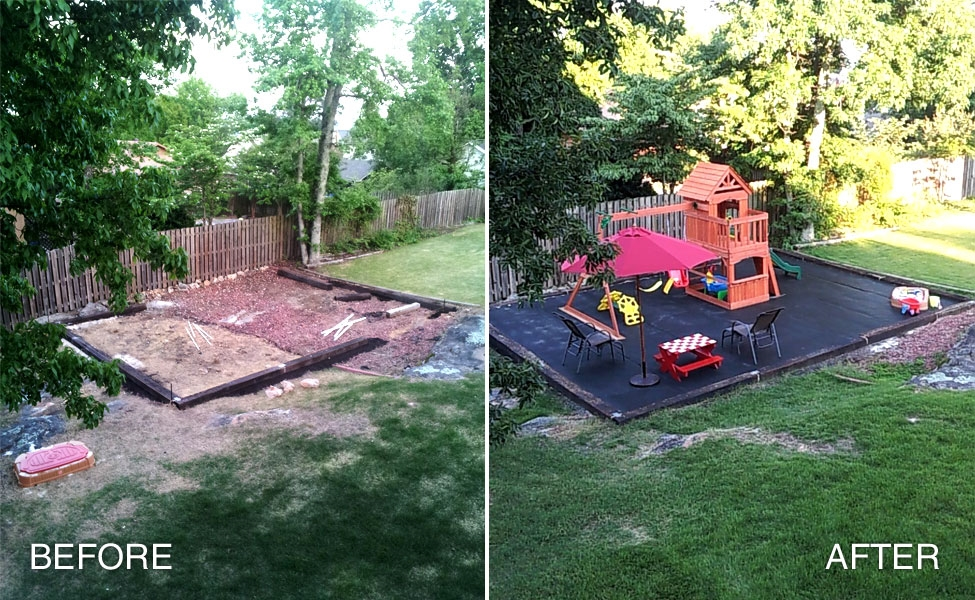 Customer review image of  in Outdoor Playground