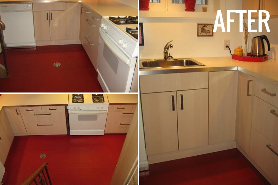 Customer review image of  in Basement & Kitchen