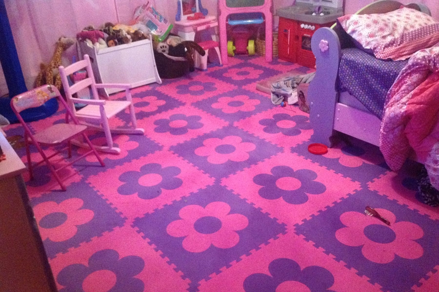 Customer review image of  in Granddaughters room