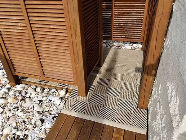 Customer review image of  in Outside shower