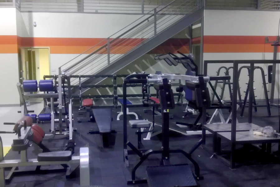 Customer review image of  in Sports Performance Facility