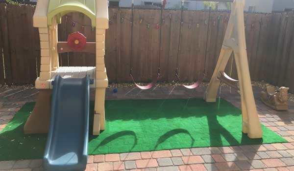Customer review image of  in Outdoor Play Area