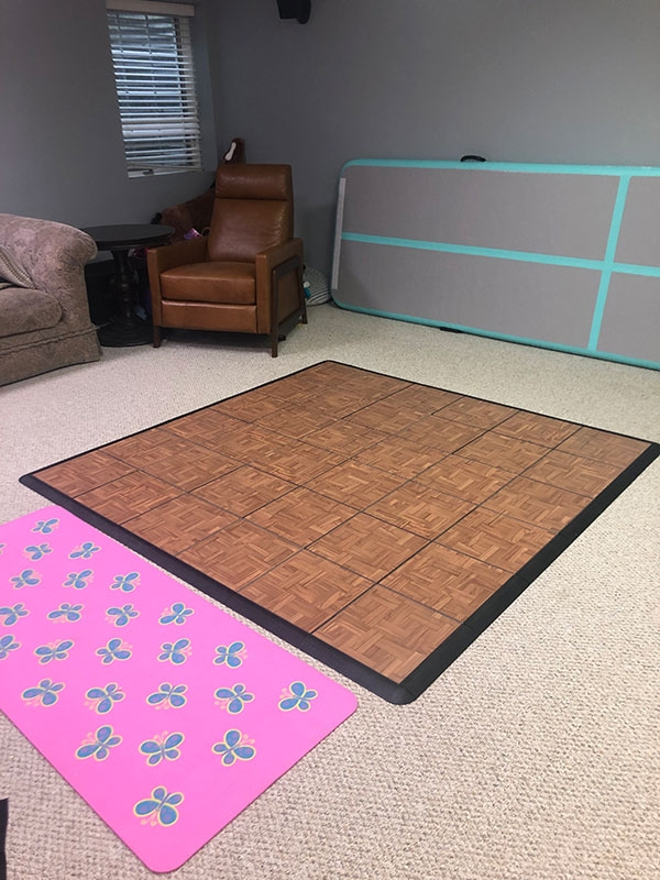Customer review image of  in Basement at home