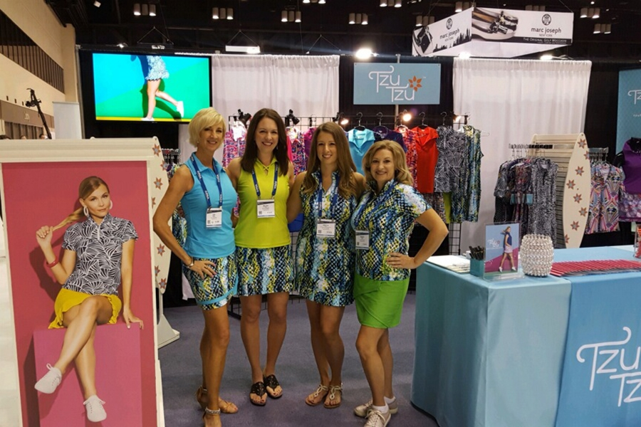 Customer review image of  in Orlando Convention Center - PGA Trade Show