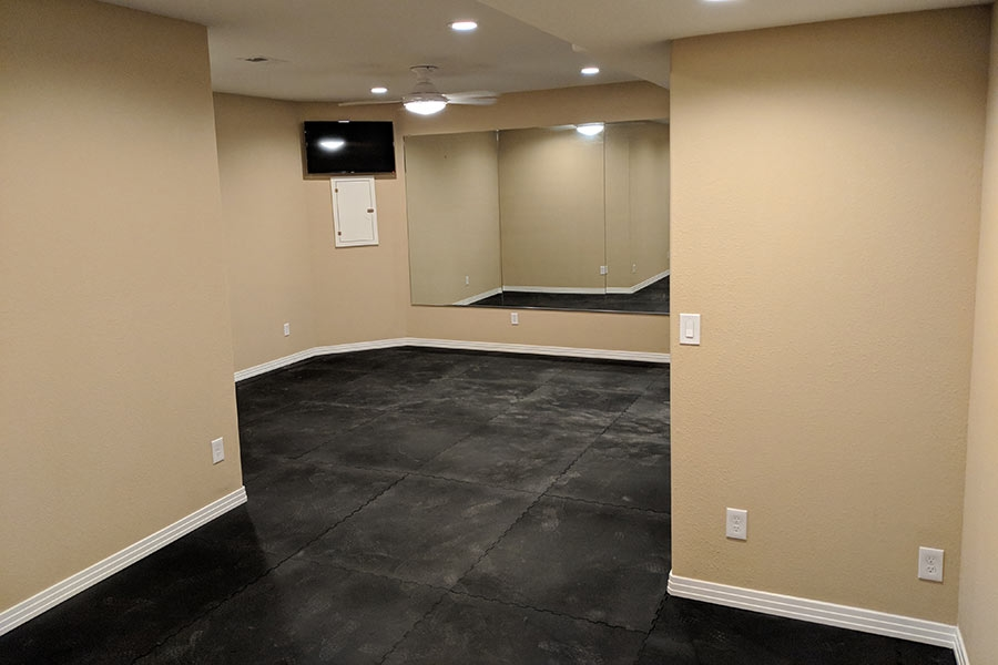 Customer review image of  in Home Gym (Basement)
