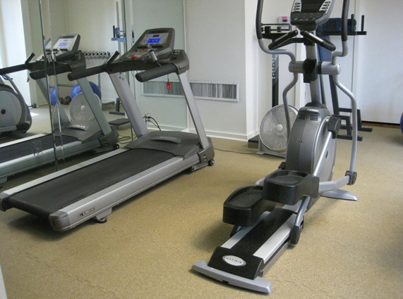 Customer review image of  in Fitness Center