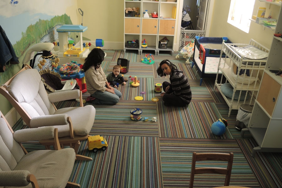 Customer review image of  in nursery, kids' classroom