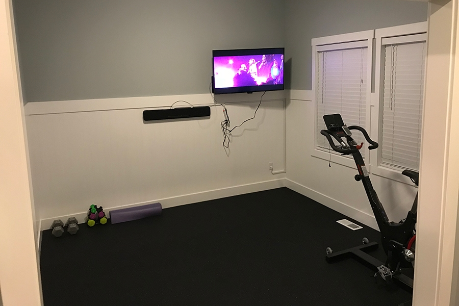 Customer review image of  in Home Gym and Kid's Play Room