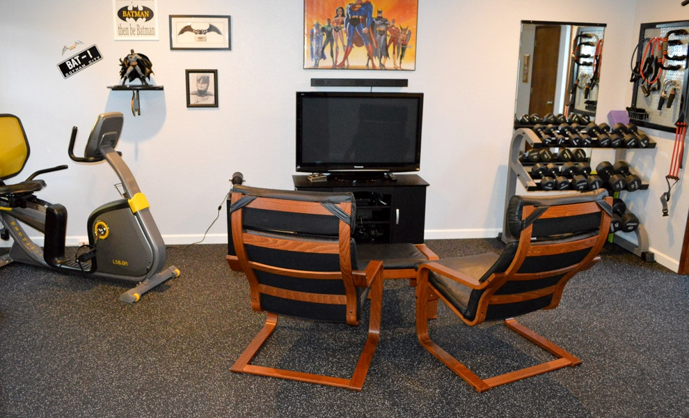 Customer review image of  in Home Gym & Game Room