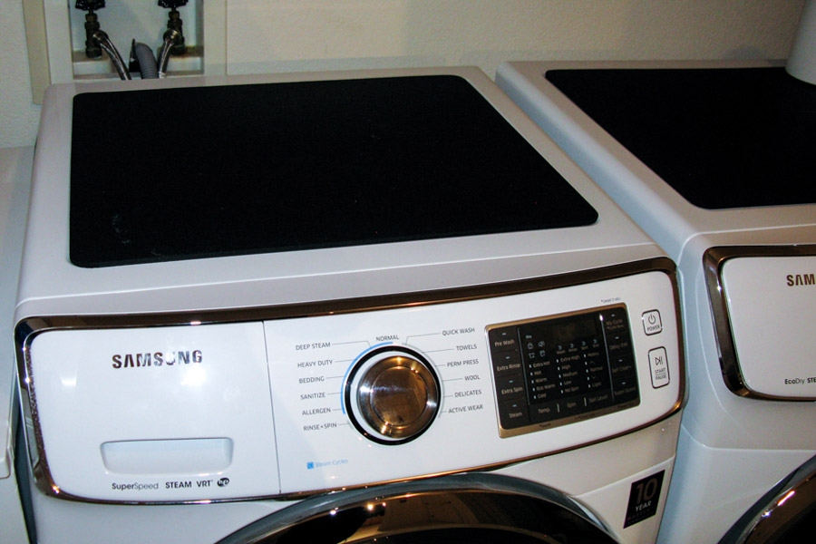 Customer review image of  in Workbenches in shop and Washer & Dryer tops