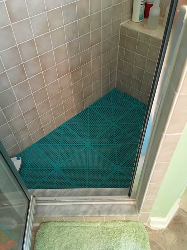 Customer review image of  in Showers