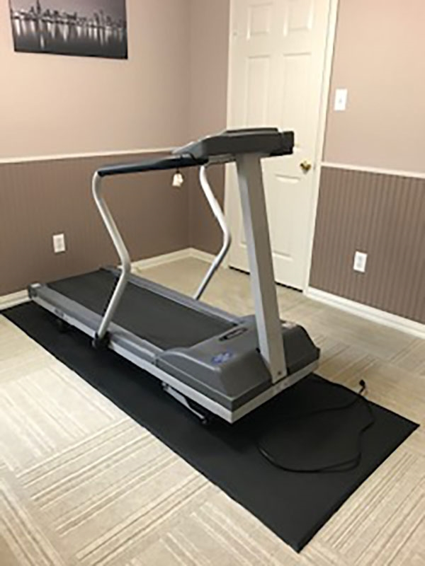 Customer review image of  in Wife's workout room