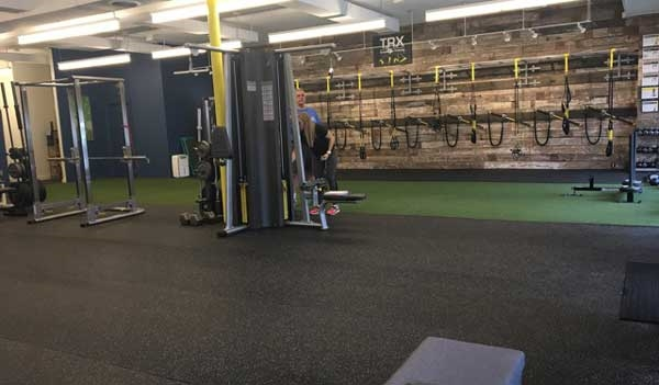 Customer review image of  in Fitness Gym