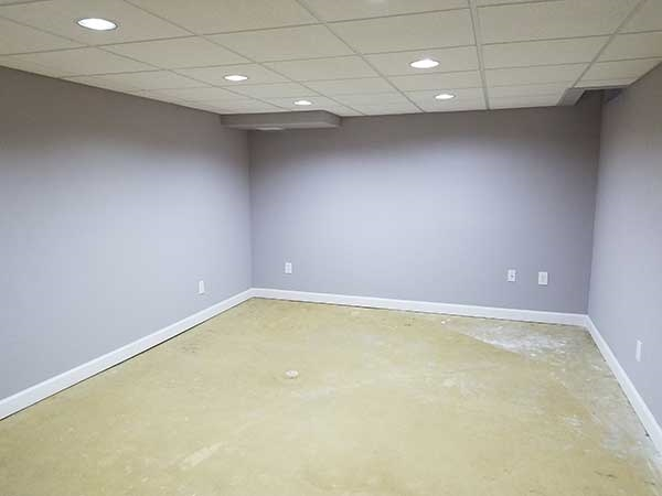 Customer review image of  in Basement Home Gym