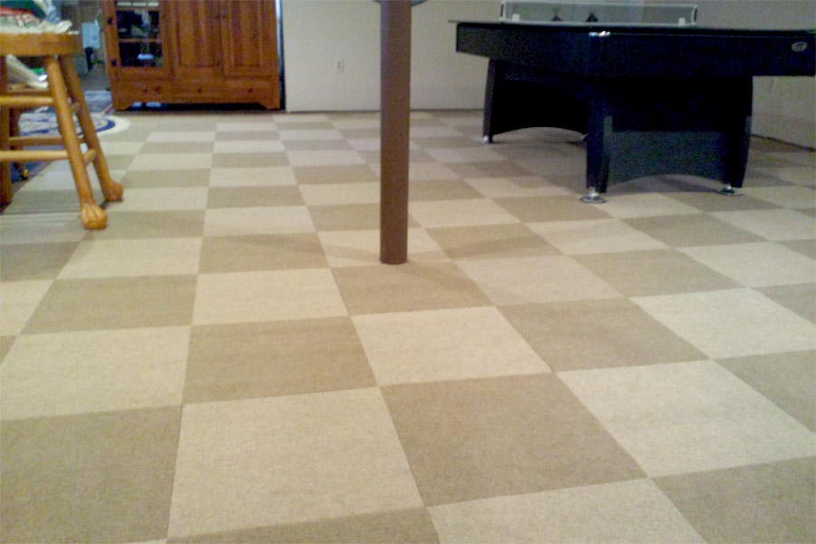 Customer review image of  in Basement