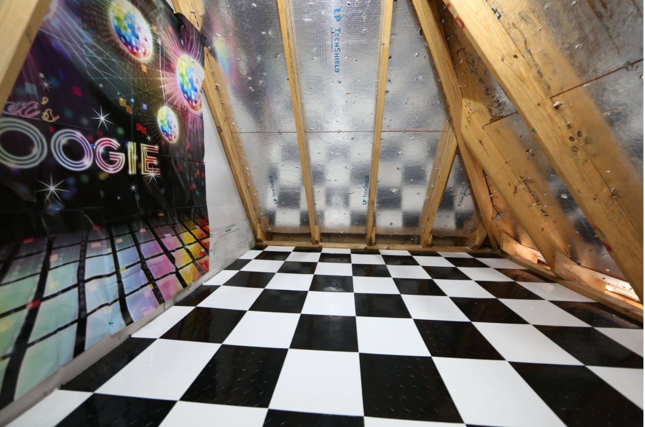 Customer review image of  in Attic Space