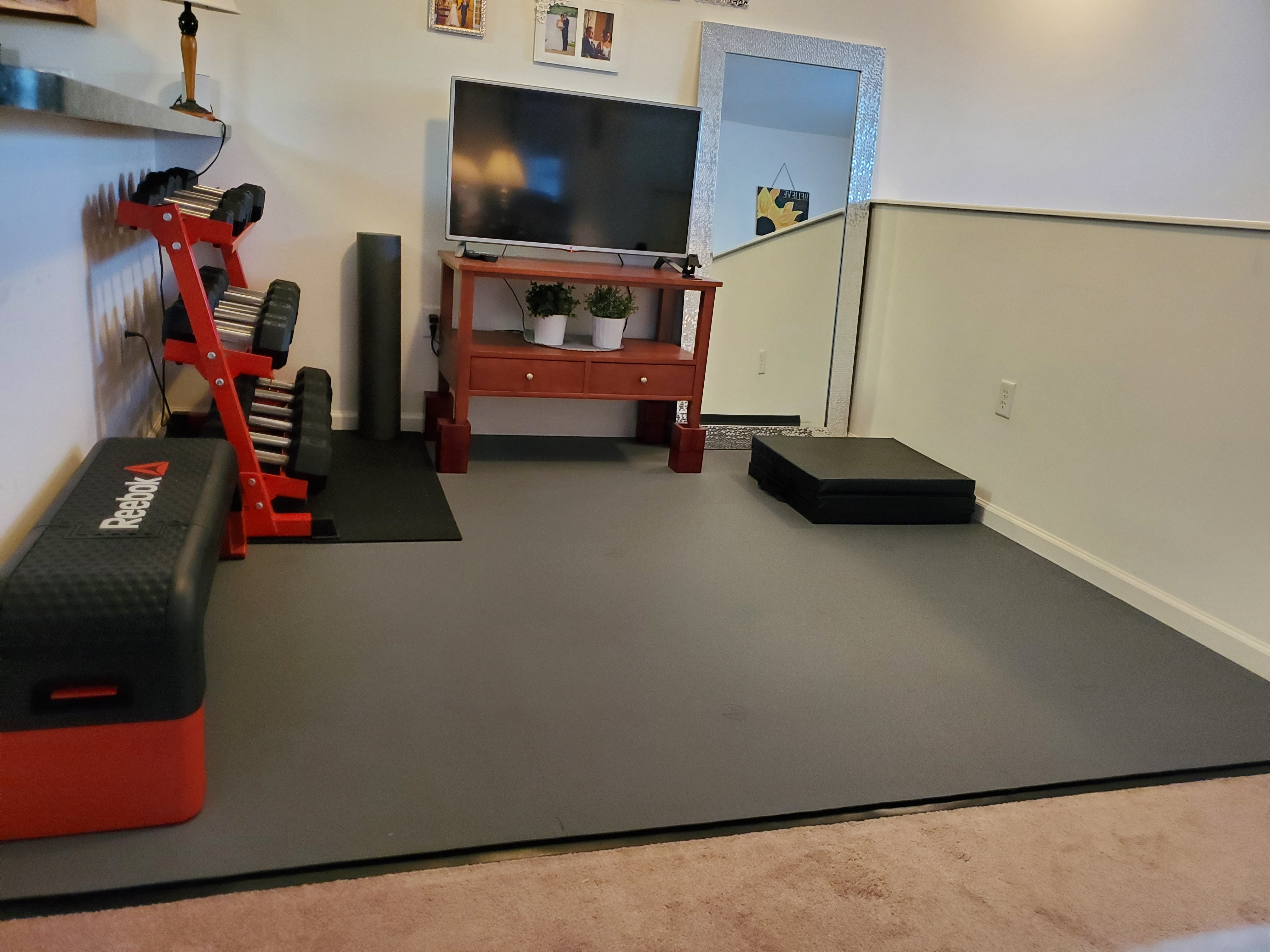 Customer review image of  in Dining Area / Home Gym