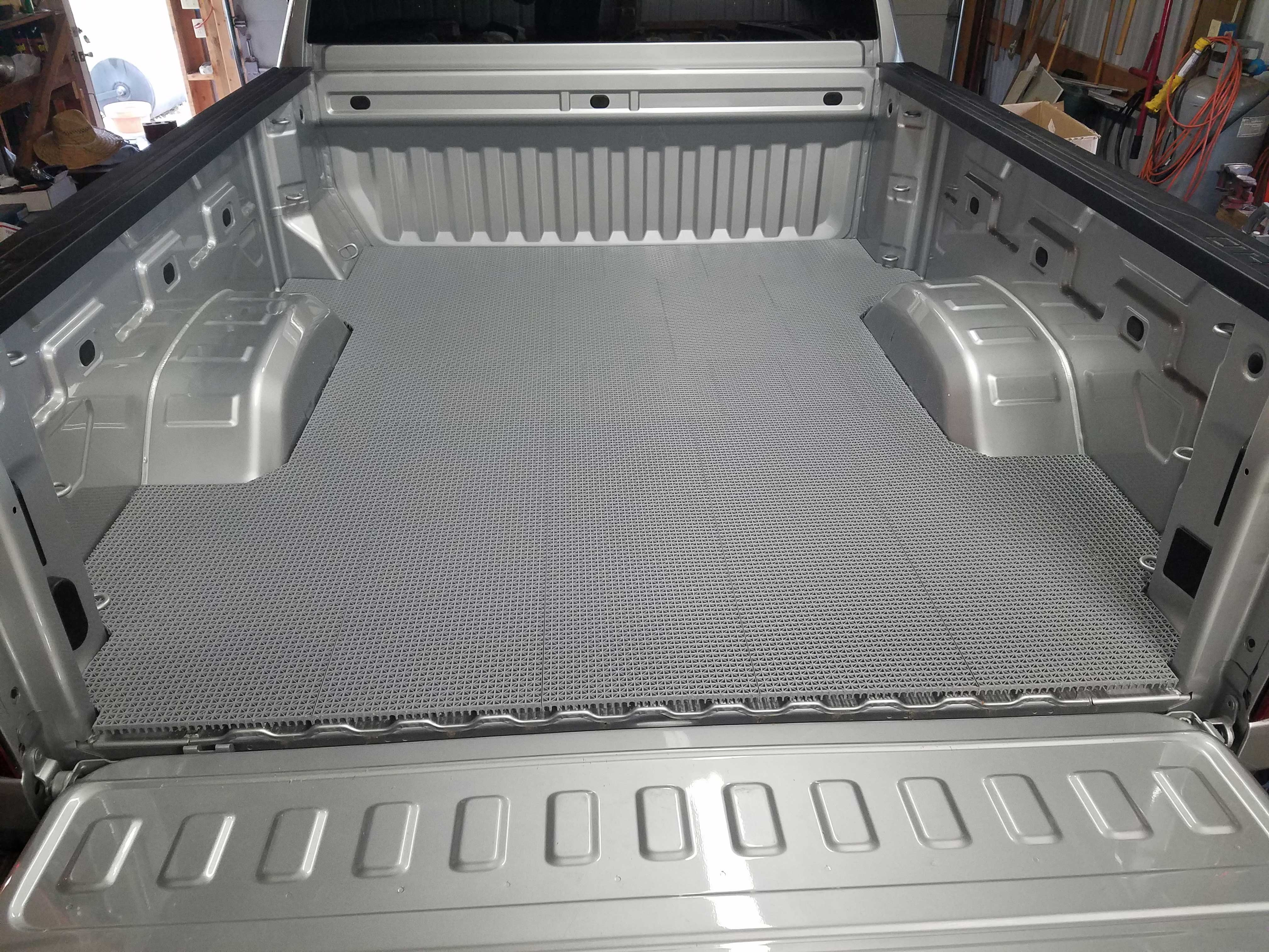 Customer review image of  in Pickup bed
