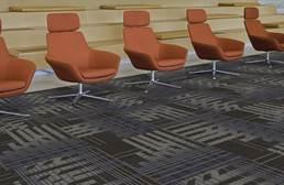 Fractured Carpet Tile