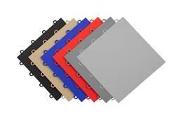 Flat Top Dance Tiles